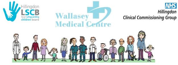 Hillingson LSCB local safeguarding children board Wallasey Medical Centre NHS Hillingdon Clinical Commissioning Group